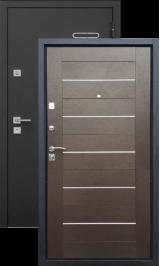 Хит 7 венге металлическая входная дверь