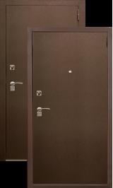Хит 100 металлическая входная дверь