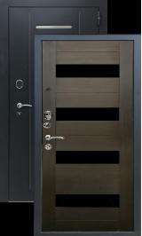 Хит 152 венге металлическая входная дверь