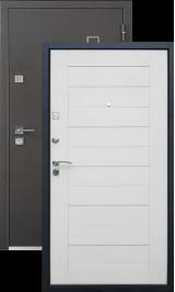 Хит 6 - беленый дуб металлическая входная дверь