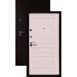 Крепость-3 металлическая входная дверь