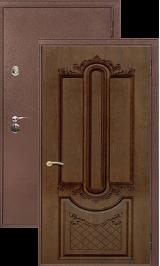 Легион 3 антик медь/александрия металлическая входная дверь