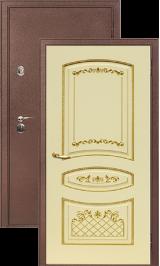 Легион 3 антик медь/алина металлическая входная дверь