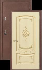 Легион 3 антик медь/рим металлическая входная дверь