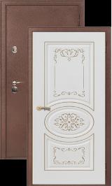 Легион 3 антик медь/президент металлическая входная дверь