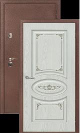 Легион 3 антик медь/верона металлическая входная дверь