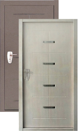 Pandoor Titan B металлическая входная дверь
