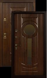 Афина с терморазрывом металлическая входная дверь