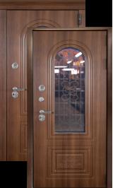 Лотте с терморазрывом металлическая входная дверь