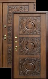Санрайз Термо металлическая входная дверь