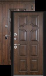 Вэлла с терморазрывом металлическая входная дверь