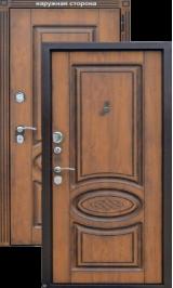 Орион металлическая входная дверь