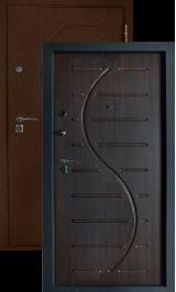 Салоу 12 мм металлическая входная дверь