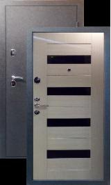 Тепло-дверь Бриллиант сандал металлическая входная дверь