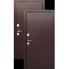 Теплодверь Гарда 7,5 мм металл/металл металлическая входная дверь