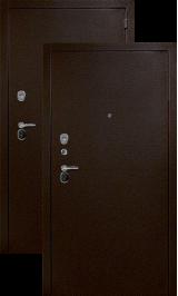 Иртыш метал/метал металлическая входная дверь