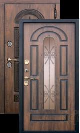 Ватикан металлическая входная дверь