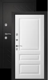 Медея 300 Черный шелк/Софт Айс входная дверь