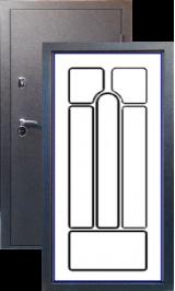 Тепло-двери, Черный шелк рисунок 05 цвет 00 металлическая входная дверь