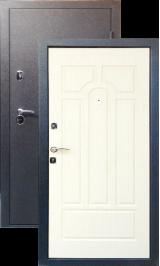Тепло-двери, Черный шелк рисунок 05 цвет Белое дерево металлическая входная дверь