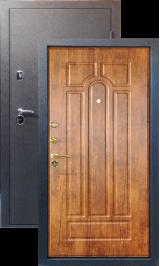 Тепло-двери, Черный шелк рисунок 05 цвет Дуб антик металлическая входная дверь