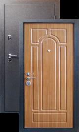 Тепло-двери, Черный шелк рисунок 05 цвет Лен светлый металлическая входная дверь
