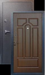 Тепло-двери, Черный шелк рисунок 05 цвет Тиковое дерево металлическая входная дверь