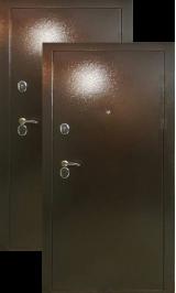 Тепло-дверь Т-100 металлическая входная дверь