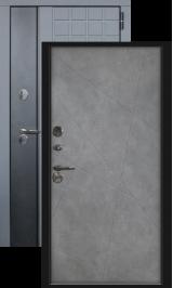 Виктория бетон снежный с терморазрывом металлическая входная дверь