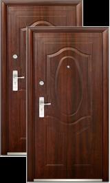 Т-802 металлическая входная дверь