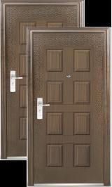 Т-859 металлическая входная дверь