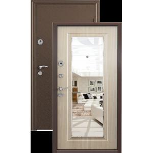 Стел 05 (антик медь-Венге) металлическая входная дверь 860 пр витрина