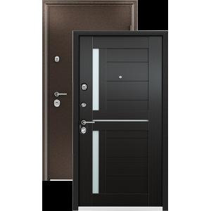 ULTIMATUM MP полимер медь Венге металлические входные двери в квартиру установка и доставка в подарок
