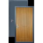 Распродажа Снежинка 517 Двойной Терморазрыв Накладка МДФ металлическая входная дверь