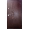 TD-101 металлическая входная дверь