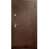 TD-105 (венге) металлическая входная дверь