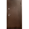 УД-113 итальянский орех металлическая входная дверь