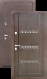 УД-142 (венге) металлическая входная дверь