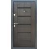 УД-145 венге металлическая входная дверь