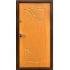 УД-113 миланский орех металлическая входная дверь