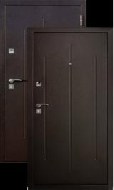Стройгост - 7 металл/металл металлическая входная дверь