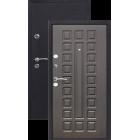 Йошкар Венге металлическая входная дверь