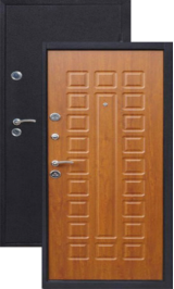 Йошкар Золотистый дуб металлическая входная дверь