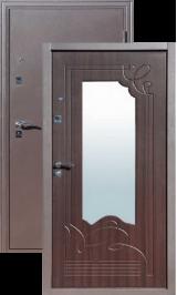 Йошкар Ампир темный металлическая входная дверь