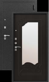 СИБИРЬ S-4, ЗЕРКАЛО ВЕНГЕ металлическая входная дверь