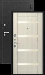 СИБИРЬ, S-5, ЛЕН СВЕТЛЫЙ металлическая входная дверь