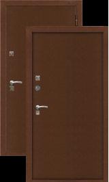 Зевс Т-3 Центурион Двойной Терморазрыв металлическая входная дверь