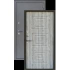 ЗЕВС, Z-4, СЕРОЕ ДЕРЕВО металлическая входная дверь