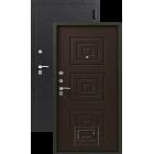 ЗЕВС, Z-4, ВЕНГЕ, металлическая входная дверь