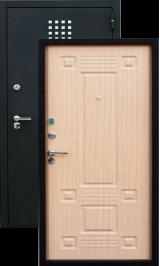 Зевс Z-5, Черный шелк-Лён металлическая входная дверь